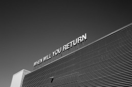 Return Furlough sign